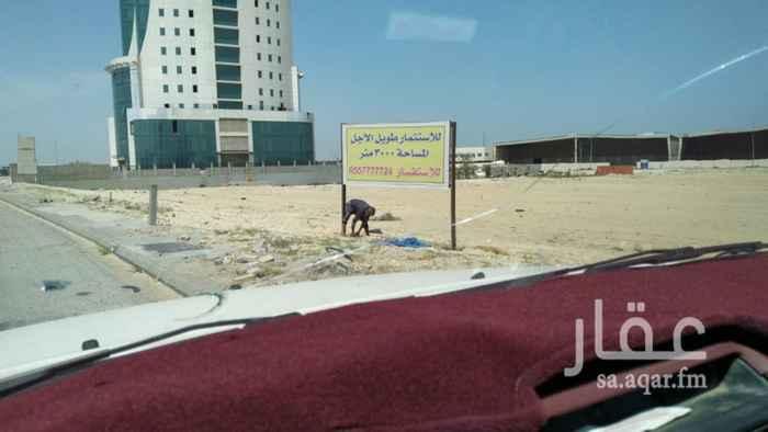 أرض للإيجار في طريق الملك فهد بن عبد العزيز ، حي الخالدية الجنوبية ، الدمام ، الدمام