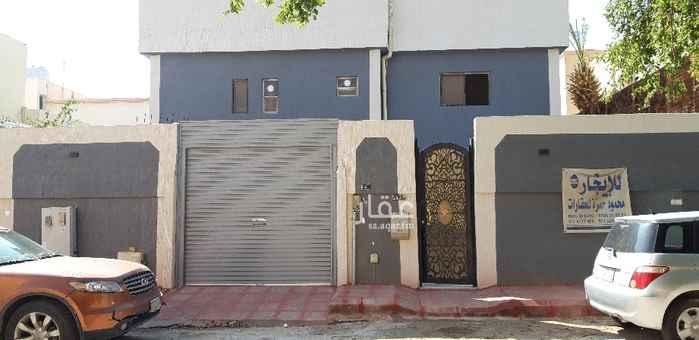 فيلا للإيجار في شارع ابو نقارة ، حي الربوة ، الرياض ، الرياض