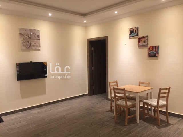 شقة للإيجار في شارع فلسطين ، حي الحمراء ، جدة
