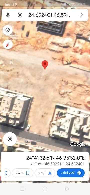 أرض للبيع في شارع ابي المعالي المديني ، حي عرقة ، الرياض ، الرياض