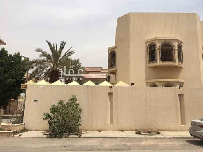 فيلا للبيع في شارع ابي عقبة الثقفي ، حي الملك فهد ، الرياض ، الرياض