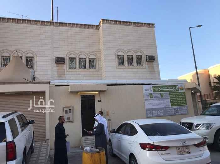 فيلا للبيع في شارع آل راجح ، حي الربوة ، الرياض ، الرياض