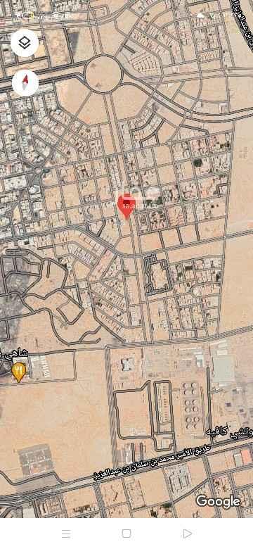 أرض للبيع في شارع الأمير يزيد بن عبدالله بن عبدالرحمن ، حي الملقا ، الرياض