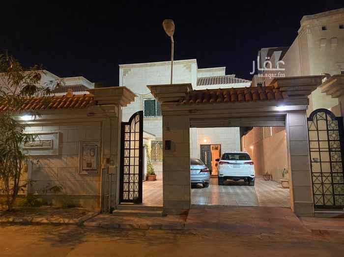 فيلا للبيع في شارع محمد بن عمر الفاخري ، حي اشبيلية ، الرياض ، الرياض