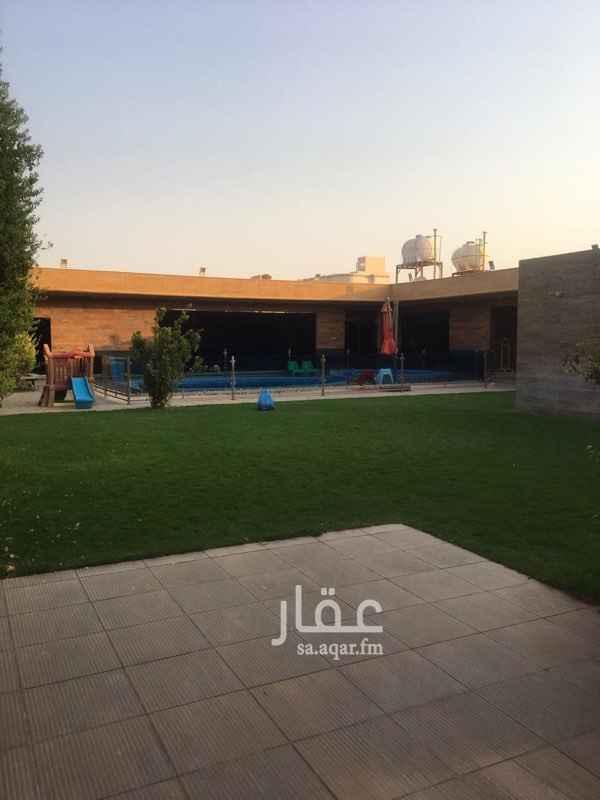 استراحة للبيع في طريق الإمام عبدالله بن سعود بن عبدالعزيز ، حي القادسية ، الرياض