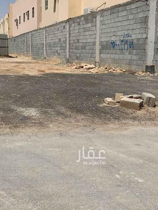 أرض للبيع في شارع سالم بن عبدالله البصري ، حي طويق ، الرياض ، الرياض