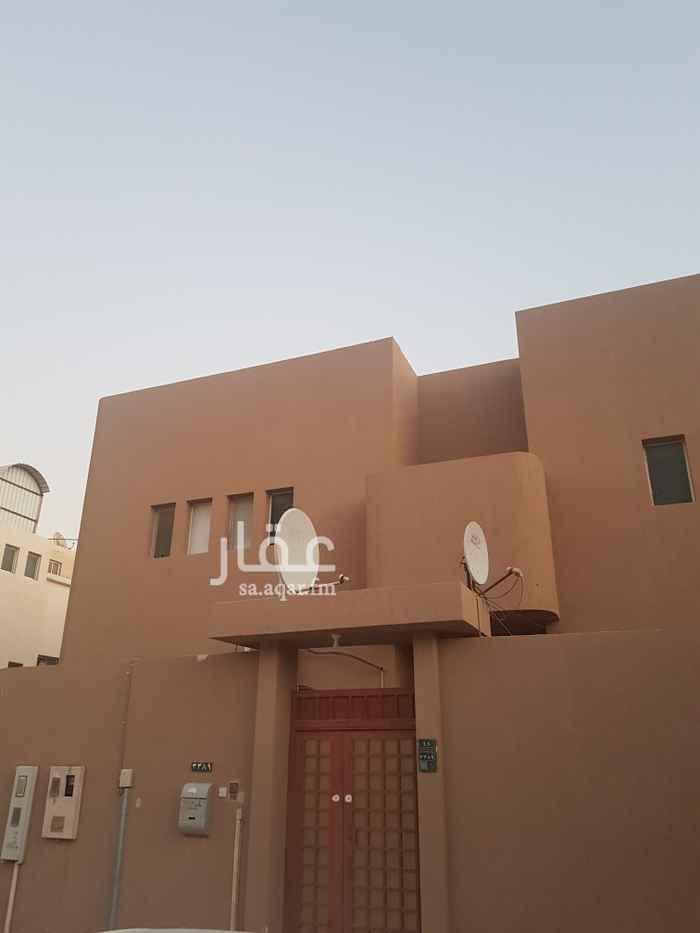 دور للإيجار في شارع علي بن عبدوس ، حي العقيق ، الرياض ، الرياض