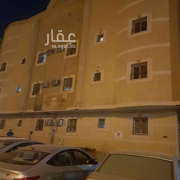 شقة للإيجار في شارع الامير عبدالله بن سعود بن عبدالله صنيتان ال سعود ، حي الياسمين ، الرياض