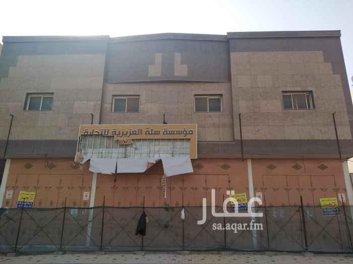 عمارة للإيجار في شارع الشباب ، حي العزيزية ، الرياض ، الرياض