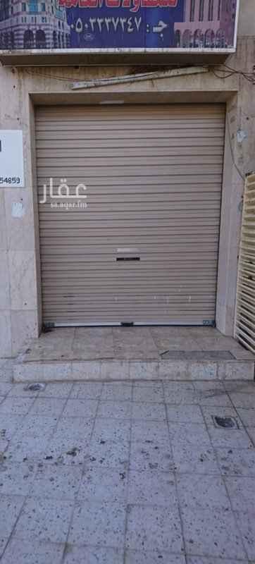 مكتب تجاري للإيجار في شارع سمره بن حبيب ، حي بئر عثمان ، المدينة المنورة ، المدينة المنورة