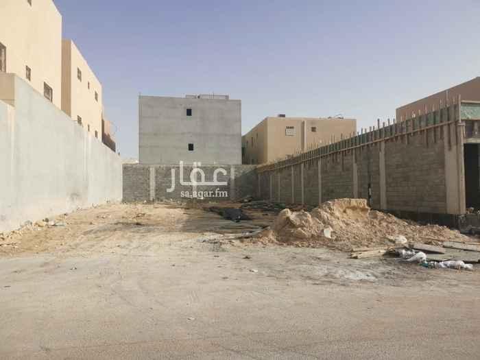 أرض للبيع في شارع احمد بن محمد البصري ، حي العارض ، الرياض ، الرياض