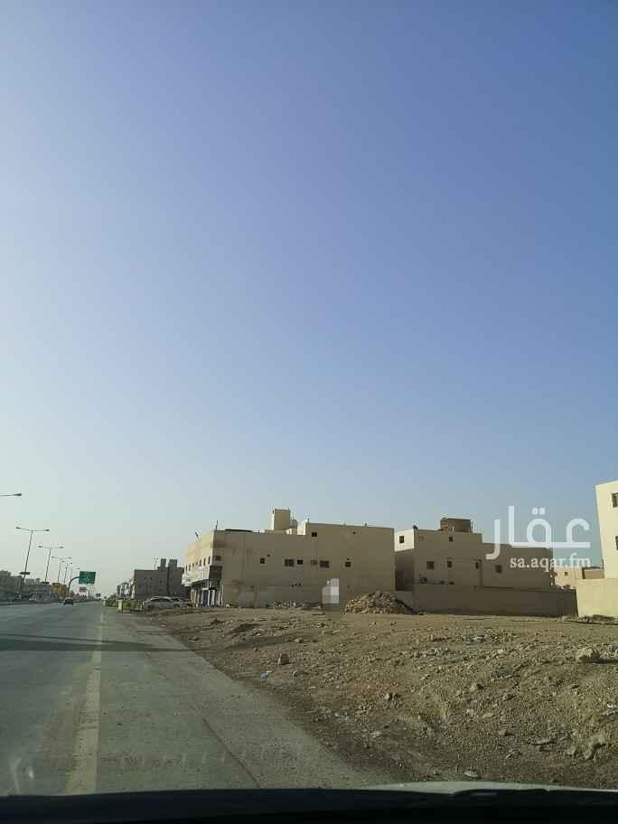 أرض للإيجار في حي ظهرة لبن ، الرياض ، الرياض