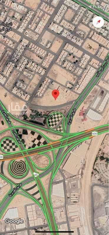 أرض للبيع في حي الخالدية ، الرياض ، الرياض