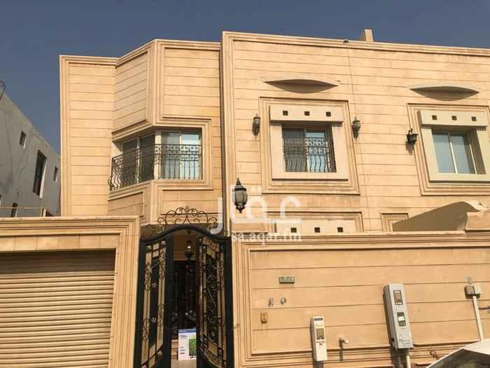 فيلا للإيجار في شارع أبو العباس النسائي ، حي الراكة الشمالية ، الدمام