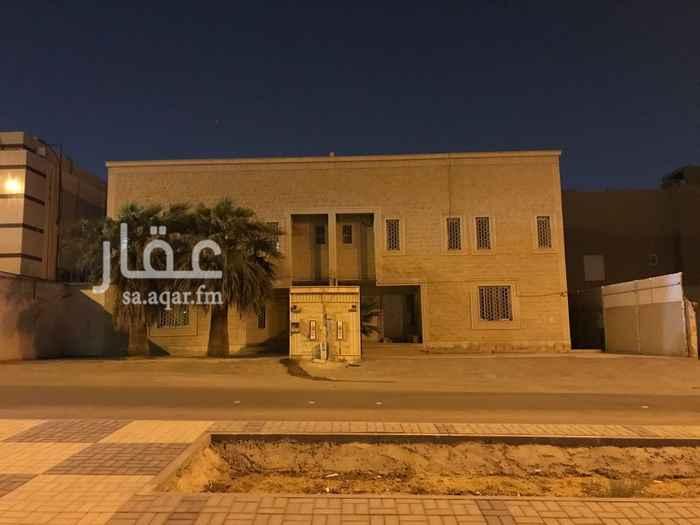 مكتب تجاري للإيجار في شارع ال ابو حيمد ، حي النزهة ، الرياض
