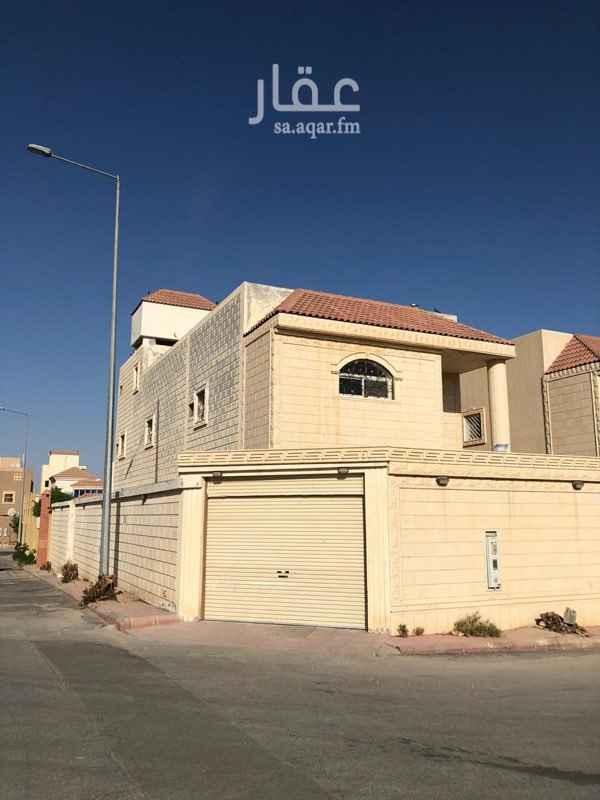 فيلا للإيجار في شارع المراتبي ، حي الحزم ، الرياض ، الرياض