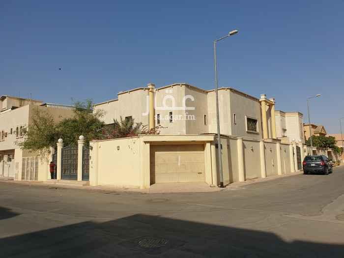 فيلا للإيجار في شارع ابي الذهب ، حي المرسلات ، الرياض ، الرياض