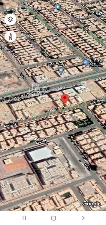 أرض للبيع في شارع الوفاء ، حي الصحافة ، الرياض ، الرياض