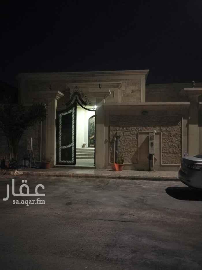 فيلا للإيجار في شارع ابو سعيد الصوني ، حي الخزامى ، الخبر ، الخبر