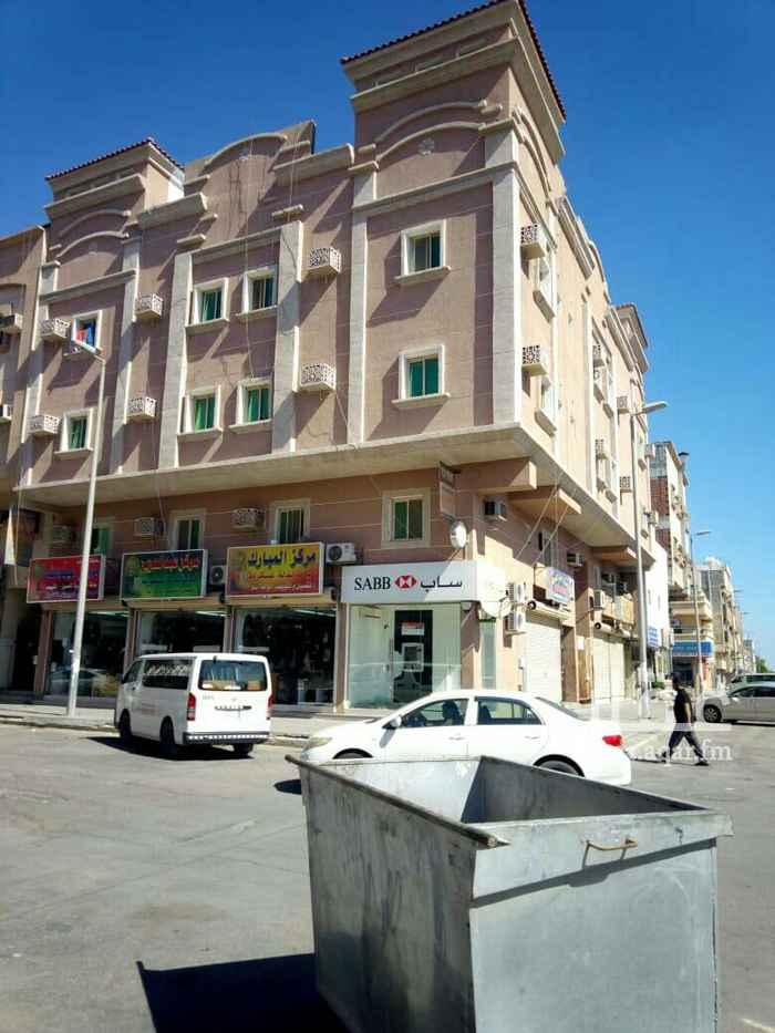 شقة للإيجار في شارع جده ، حي الثقبة ، الخبر