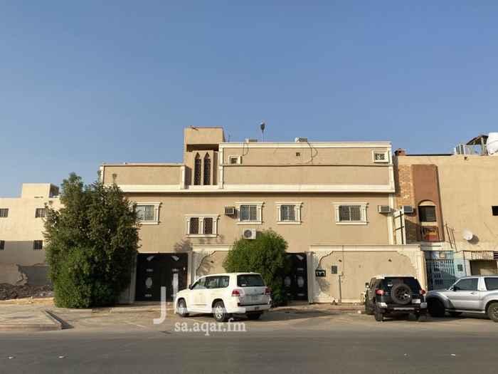 عمارة للبيع في شارع اسماء بنت ابي بكر ، حي العريجاء الغربية ، الرياض ، الرياض