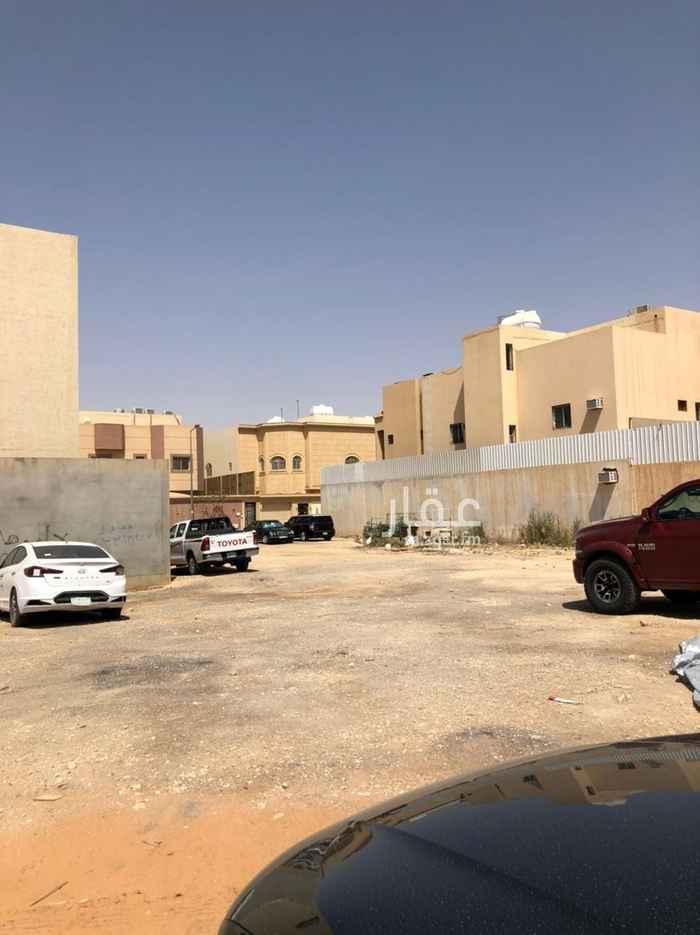 أرض للبيع في شارع حقل ، حي الصحافة ، الرياض ، الرياض