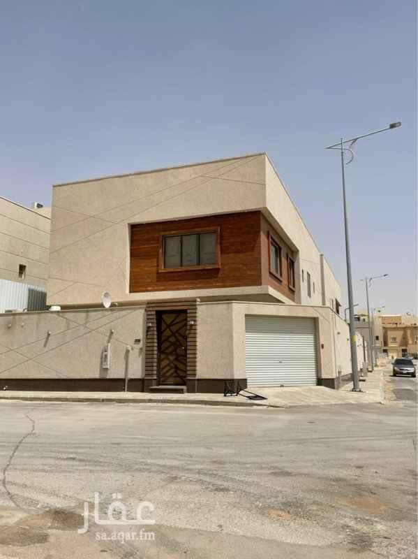 فيلا للإيجار في شارع رقم 486 ، حي النرجس ، الرياض ، الرياض
