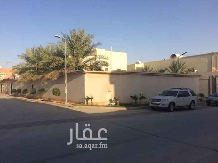 استراحة للبيع في شارع وادي الانيعم ، حي الملك فيصل ، الرياض ، الرياض