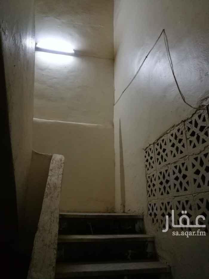 غرفة للإيجار في شارع برهان الدين ، حي النزلة اليمانية ، جدة