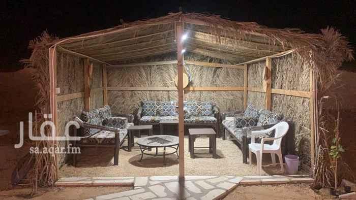 مخيم للإيجار في حي بنبان ، الرياض ، الرياض