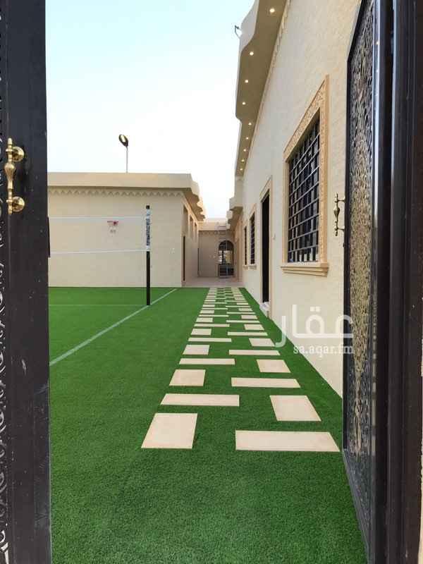 استراحة للإيجار في النرجس, الرياض