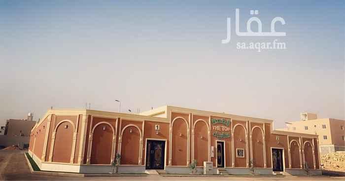 استراحة للإيجار في طريق ابي بكر الصديق ، حي النرجس ، الرياض ، الرياض
