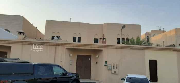 دور للإيجار في حي ، شارع احمد بن نافع ، حي الملك فيصل ، الرياض ، الرياض