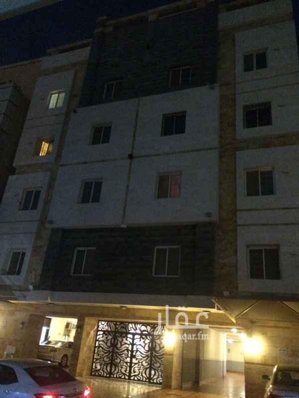 شقة للإيجار في شارع دار ابن الفرات ، حي النهضة ، جدة