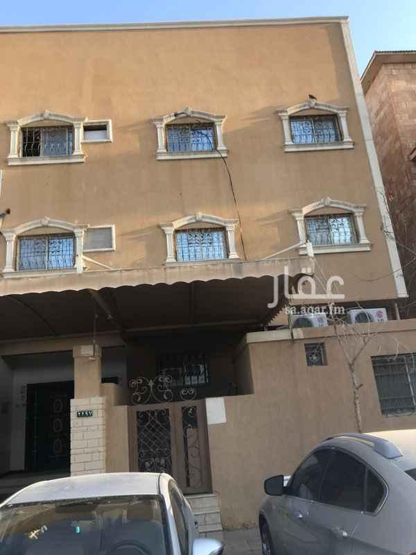 شقة للإيجار في شارع ابي حذيفة ، حي الزهراء ، الرياض ، الرياض