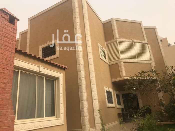 فيلا للبيع في طريق الأمير محمد بن سعد بن عبدالعزيز ، حي العقيق ، الرياض ، الرياض