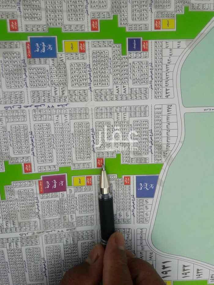 أرض للإيجار في حي الرياض ، جدة