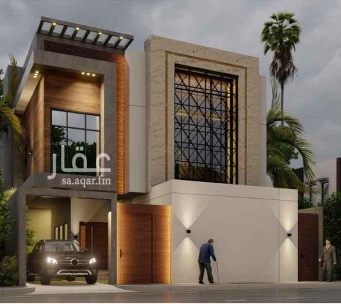 فيلا للبيع في شارع خبيب بن عدي الانصاري ، حي الرمال ، الرياض ، الرياض