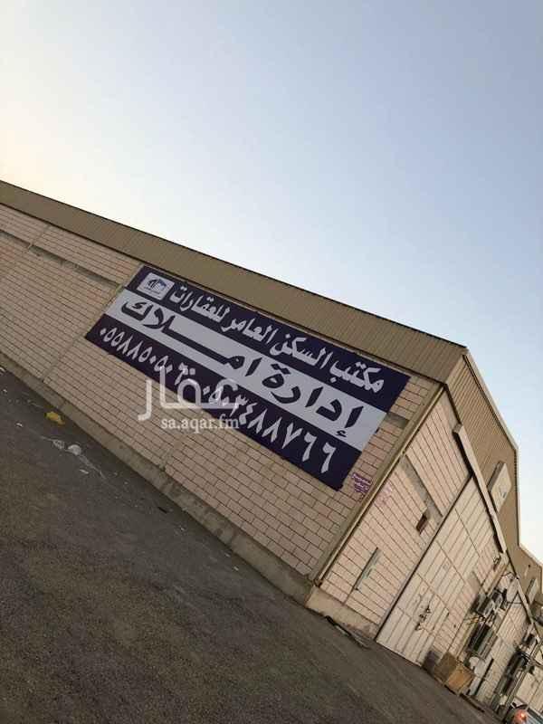 مستودع للإيجار في شارع السماوة ، الرياض