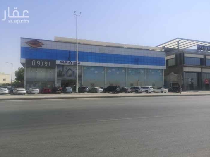 محل للإيجار في طريق الثمامة ، حي الربيع ، الرياض