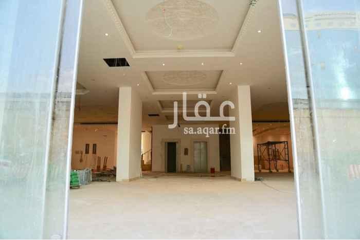 عمارة للإيجار في شارع العليا ، حي الصحافة ، الرياض