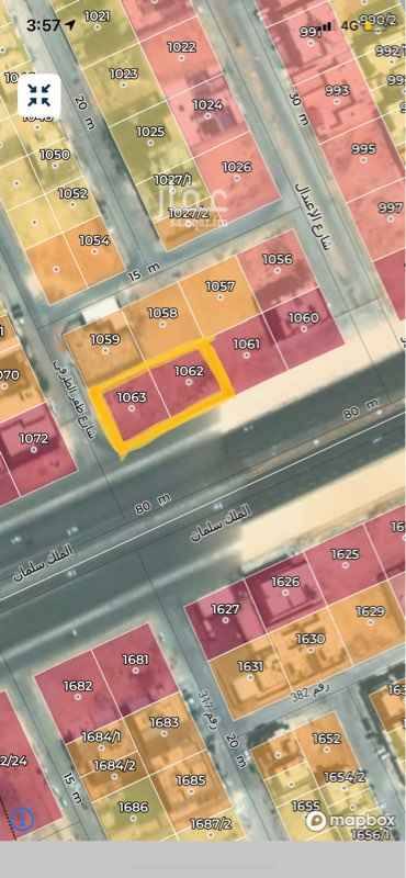 أرض للإيجار في حي ، طريق الملك سلمان ، حي القيروان ، الرياض
