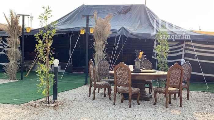 مخيم للإيجار في شارع هجر ، حي الفلاح ، الرياض ، الرياض