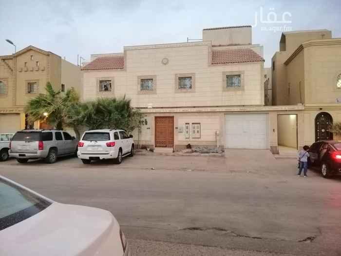 فيلا للبيع في شارع مطلق بن صالح بن مطلق ، حي اشبيلية ، الرياض ، الرياض