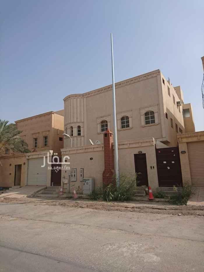 فيلا للبيع في شارع رماح ، حي ظهرة لبن ، الرياض ، الرياض