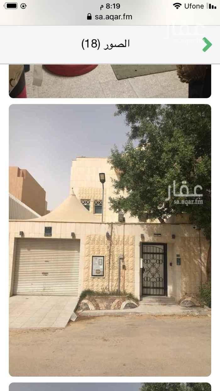 فيلا للبيع في شارع معان ، حي الاندلس ، الرياض ، الرياض