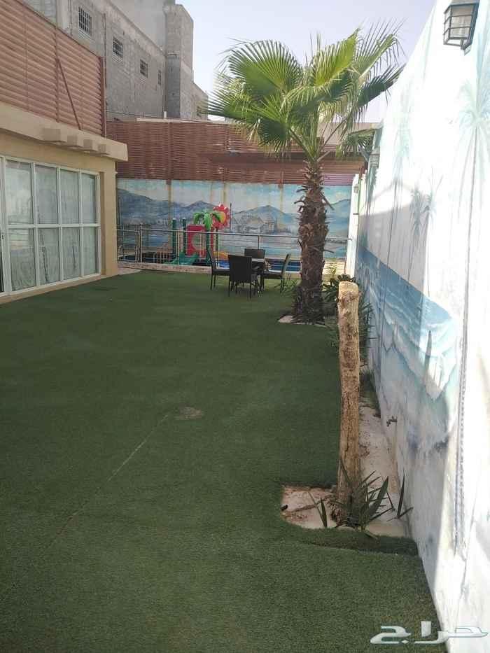 استراحة للإيجار في شارع الطائف ، حي ظهرة لبن ، الرياض ، الرياض