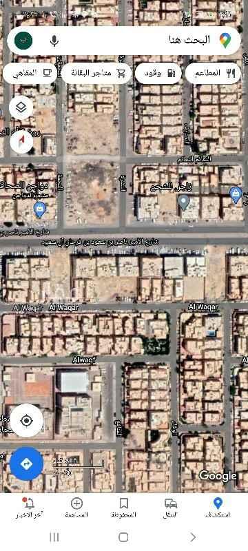 أرض للبيع في شارع الأمير ناصر بن سعود بن فرحان آل سعود ، حي الصحافة ، الرياض ، الرياض