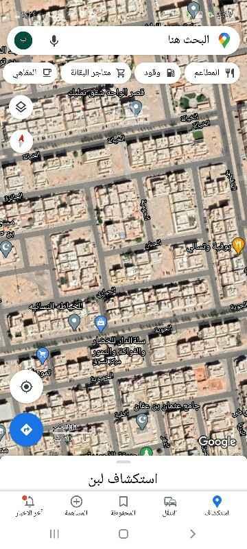أرض للبيع في شارع الحياري ، حي هجرة لبن ، الرياض ، الرياض