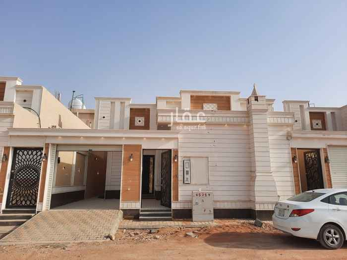 فيلا للبيع في شارع احمد بن الحسين المروزي ، حي طويق ، الرياض ، الرياض